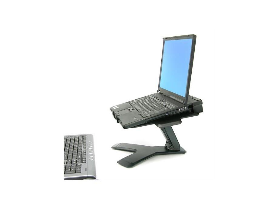 ERGOTRON Neo-Flex Notebook Lift Stand portatīvajam  datoram, melns 2