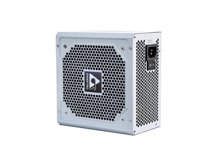 Barošanas bloks Chieftec ATX PSU GPC-500S ATX 2.3 500W 12cm 80PLUS PFC Active 1