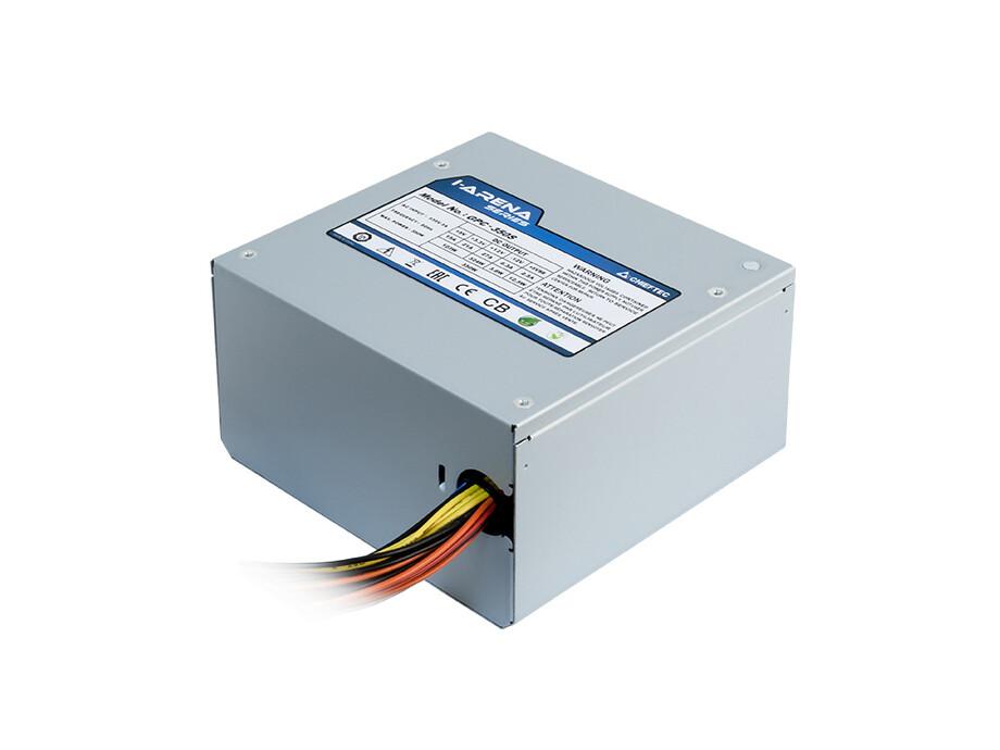 Barošanas bloks Chieftec ATX PSU GPC-500S ATX 2.3 500W 12cm 80PLUS PFC Active 2