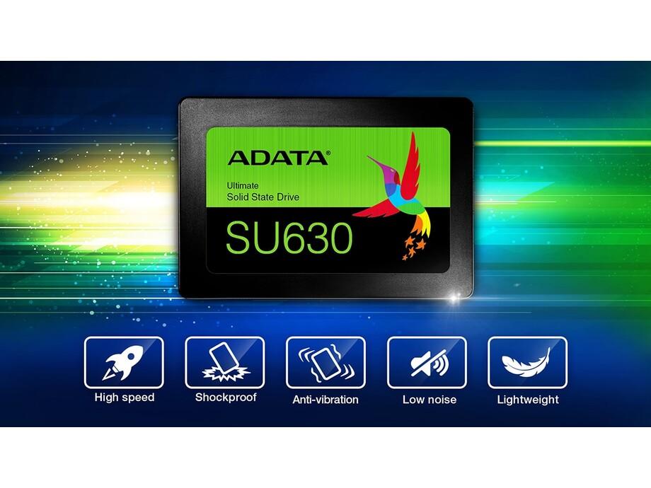 SSD ADATA Ultimate SU630 240GB SATA3 (Read/Write) 520/450 MB/s 3