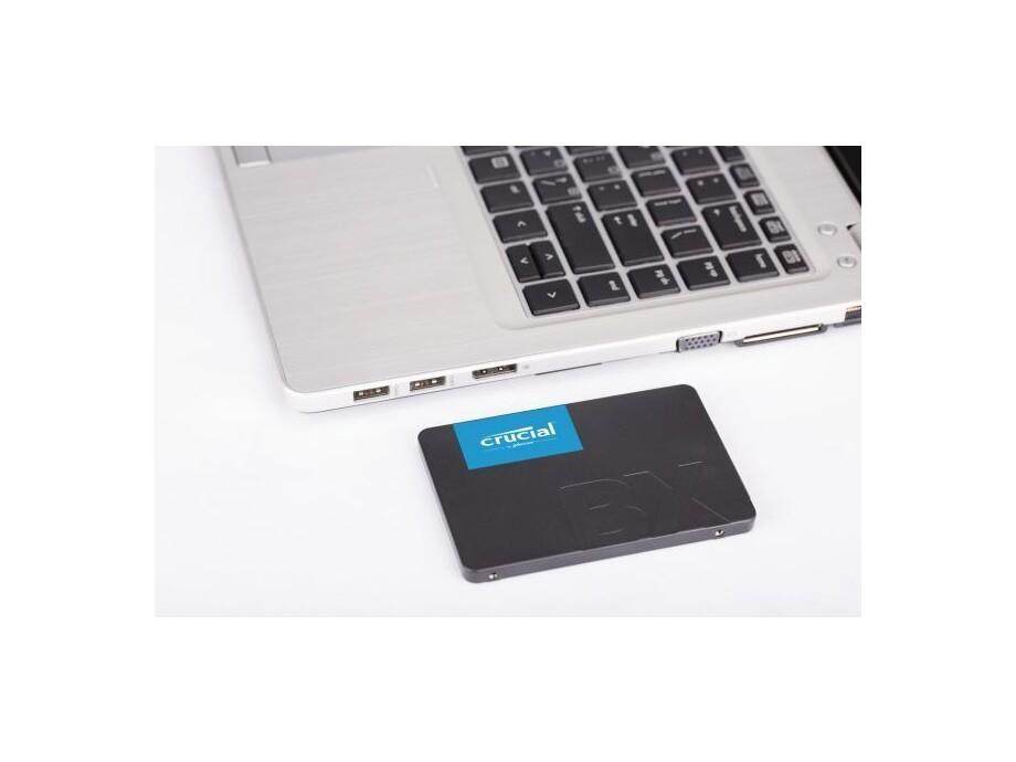 "SSD 480GB - Crucial BX500 2.5"" SATA III R/W 540/500 MBps 3"