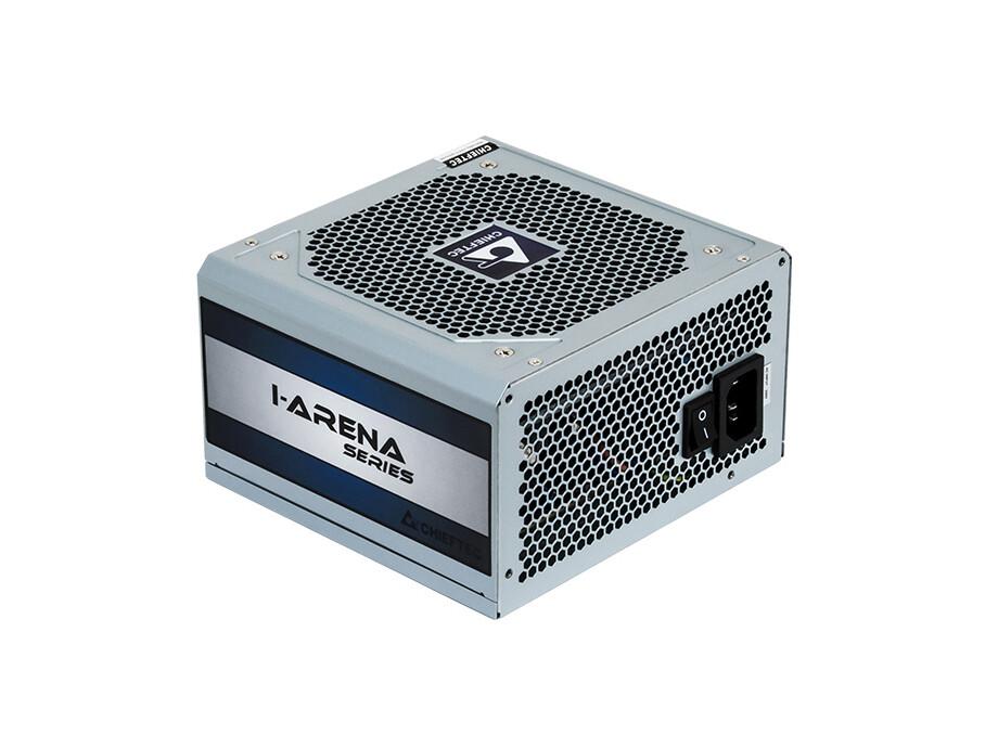 Barošanas bloks Chieftec ATX PSU GPC-500S ATX 2.3 500W 12cm 80PLUS PFC Active 0