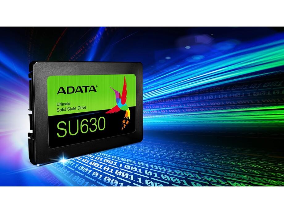 SSD ADATA Ultimate SU630 240GB SATA3 (Read/Write) 520/450 MB/s 2