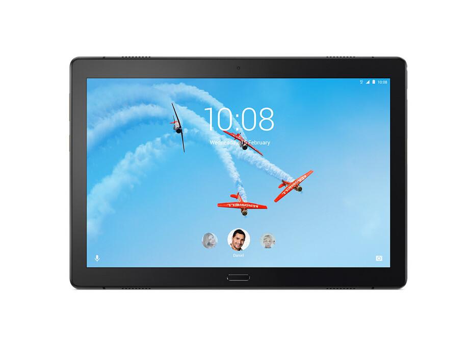 "Planšetdators Lenovo IdeaTab Tab P10 10.1 "", Aurora Black, IPS, 1920 x 1200 pixels, Qualcomm, Snapdragon 450, 4 GB, 64 GB, Wi-Fi, 4G, Front camera, 5 MP, Rear camera, 8 MP, Bluetooth, 4.2, Android, 8.1 0"