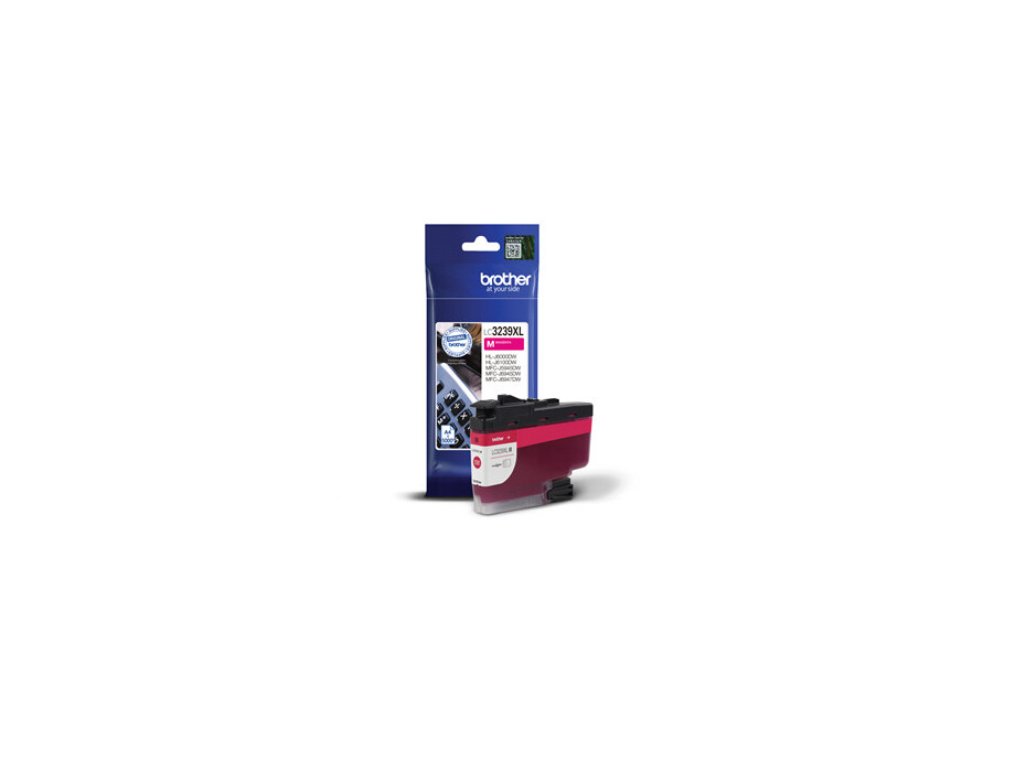 BROTHER LC-3239XLM Magenta Ink 5000 0