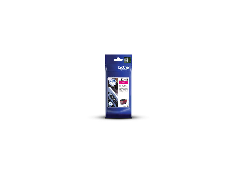 BROTHER LC-3239XLM Magenta Ink 5000 1