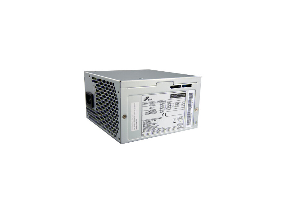 Barošanas bloks FSP350-50AHBCC 120MM, SATA*4,MOLEX*2, 2x PCIE 6pin, FDD*1 | NO POWER CORD 0