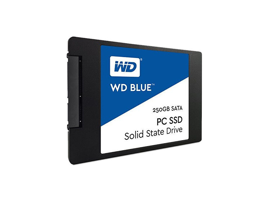 "SSD disks WD Blue, 250GB, 500/540 MBytes/sec, 2.5"" 7mm 0"