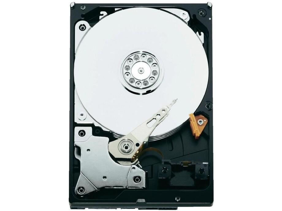 Cietais disks Seagate HDD SATA 4TB 7200RPM 6GBs/128MB ST4000NM0033 1