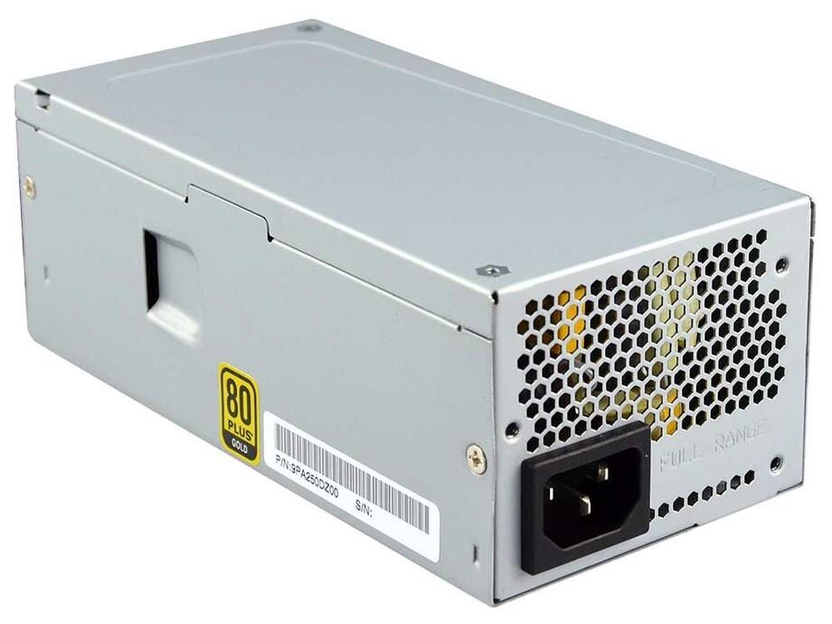 Barošanas bloks FSP250-60SGV TFX Full range, A-PFC, Gold 90+ sertified 1
