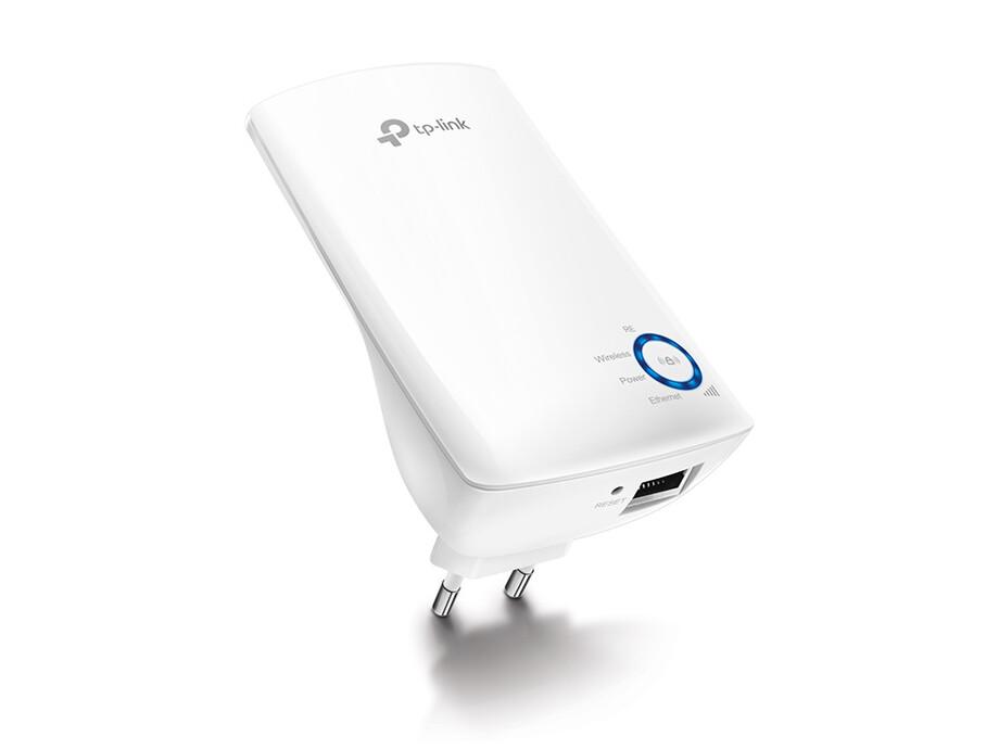 Tīkla paplašinātājs TP-Link TL-WA850RE Wireless Range Extender 802.11b/g/n 300Mbps, Wall-Plug 3