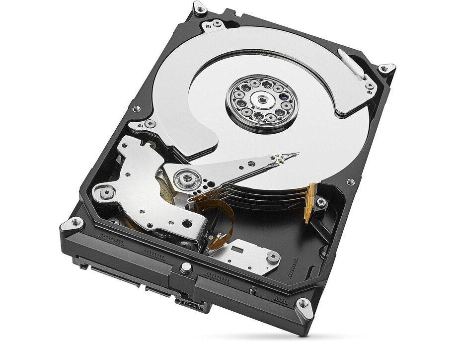 Cietais disks Seagate IronWolf HDD 3.5'' 3TB SATA3 5900RPM 64MB 3