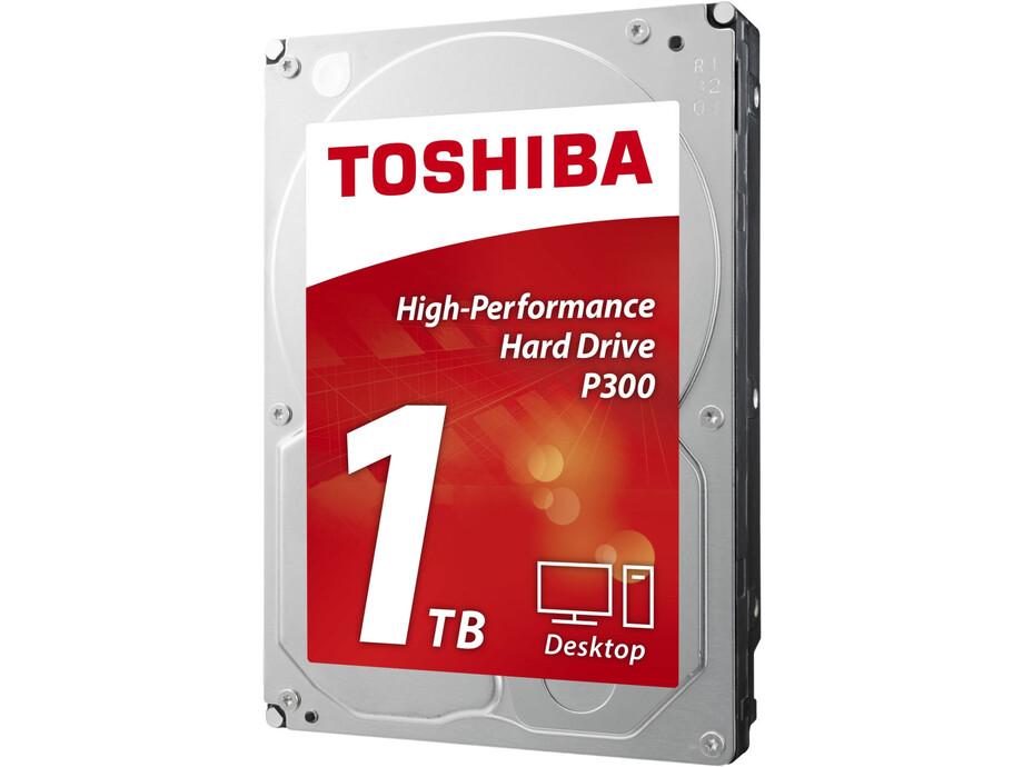 "Cietais disks 1TB - Toshiba P300 SATA3 3.5"" 7200RPM 64MB cache 0"