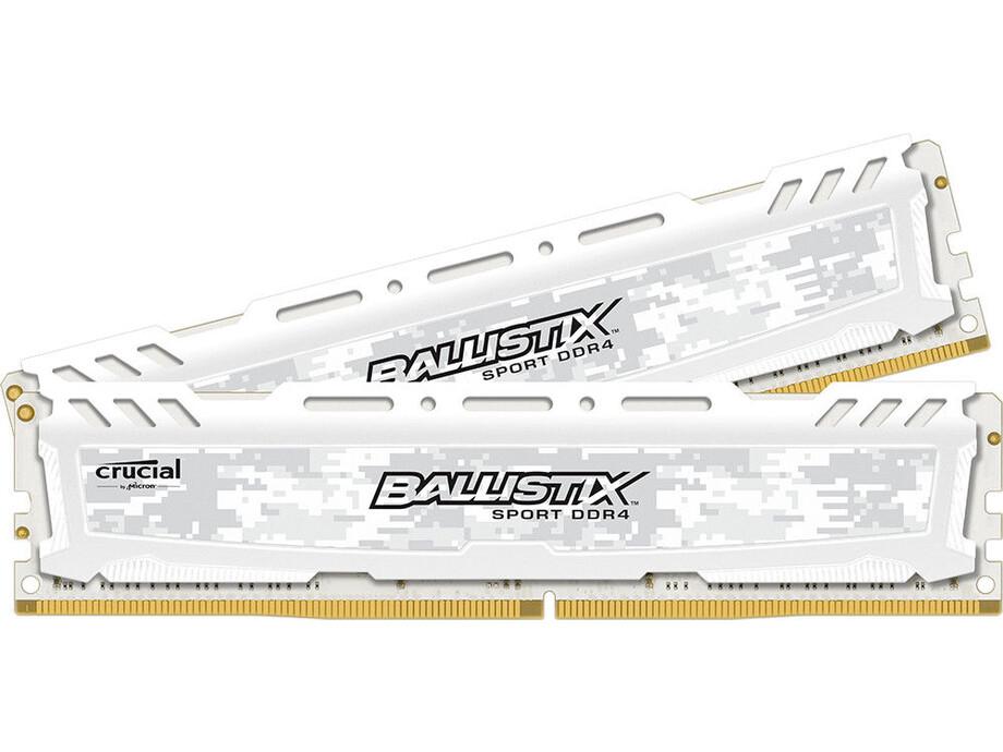 Atmiņa Crucial Ballistix Sport DDR4 16GB LT 2400MHz CL16 DR x8 1