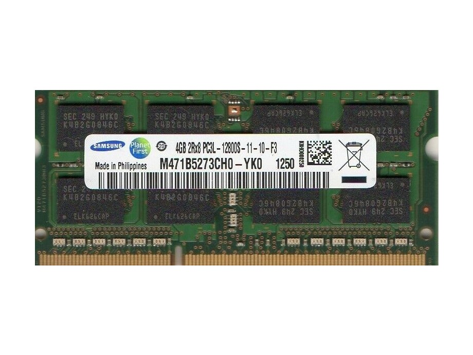 Atmiņa Fujitsu SODIMM 4GB 2666Mhz 0