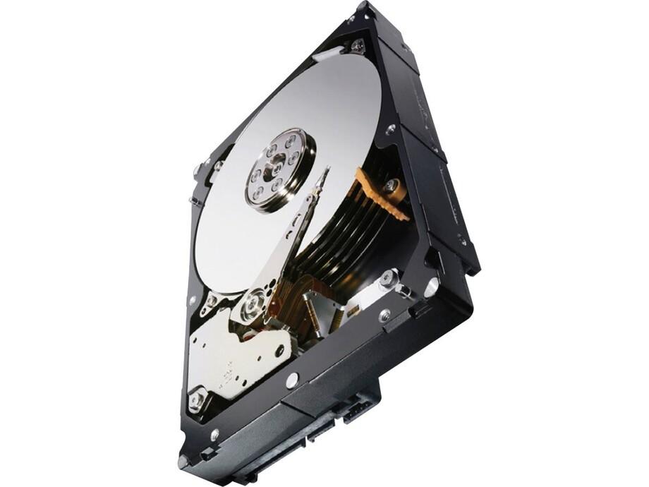 Cietais disks Seagate HDD SATA 4TB 7200RPM 6GBs/128MB ST4000NM0033 0