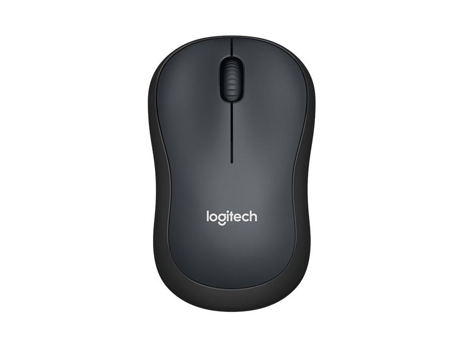 Logitech M220 Silent Black 1
