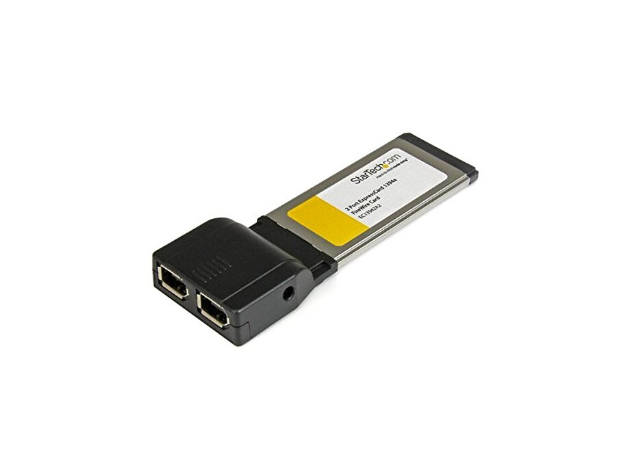 Kontrolieris 2 Port ExpressCard 1394a FireWire 3