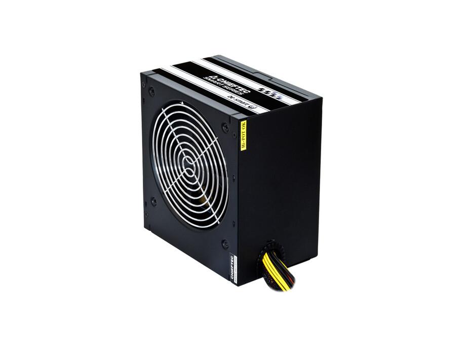 Barošanas bloks Chieftec PSU 700W 12CM FAN ACTIVE PFC ATX12V V2.3 80+ EFFICIENCY 0