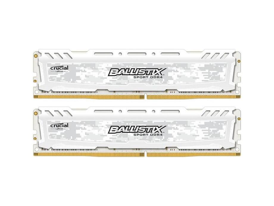 Atmiņa Crucial Ballistix Sport DDR4 16GB LT 2400MHz CL16 DR x8 0