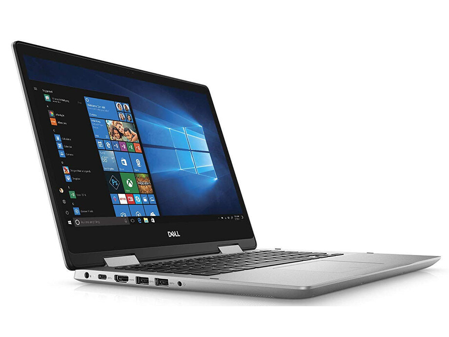 "Dell Inspiron 14 5482 Silver, 14 "", IPS, Touchscreen, Full HD, 1920 x 1080 pixels, Intel Core i3, i3-8145U, 4 GB, DDR4, SSD 256 GB, Intel UHD, Windows 10 Home, 802.11ac, Keyboard language English, Keyboard backlit, Warranty 36 month(s), Battery warranty 1 2"