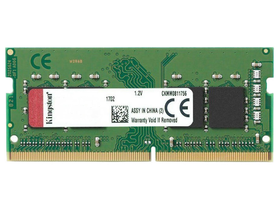 Atmiņa KINGSTON SODIMM 16GB 2666MHz DDR4 CL19 0