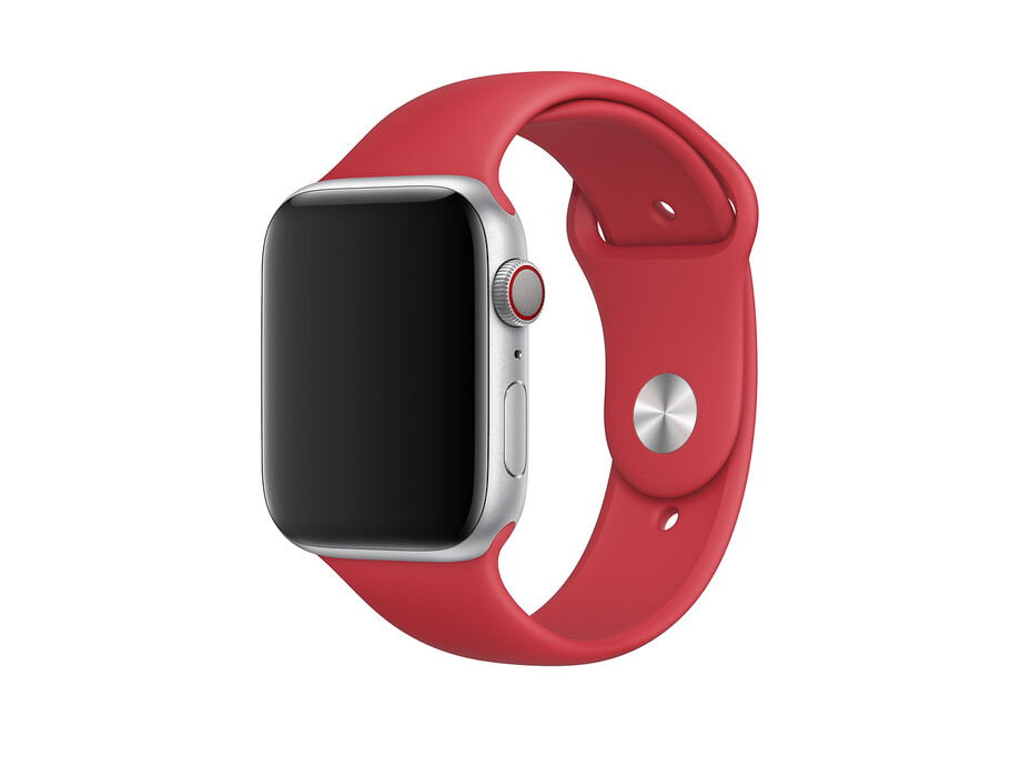 Siksniņa Apple Watch 44mm (PRODUCT)RED Sport Band - Size S/L 2