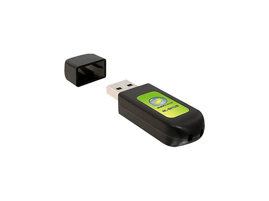 GPS uztvērējs NL-601US USB Stick Navilock 0