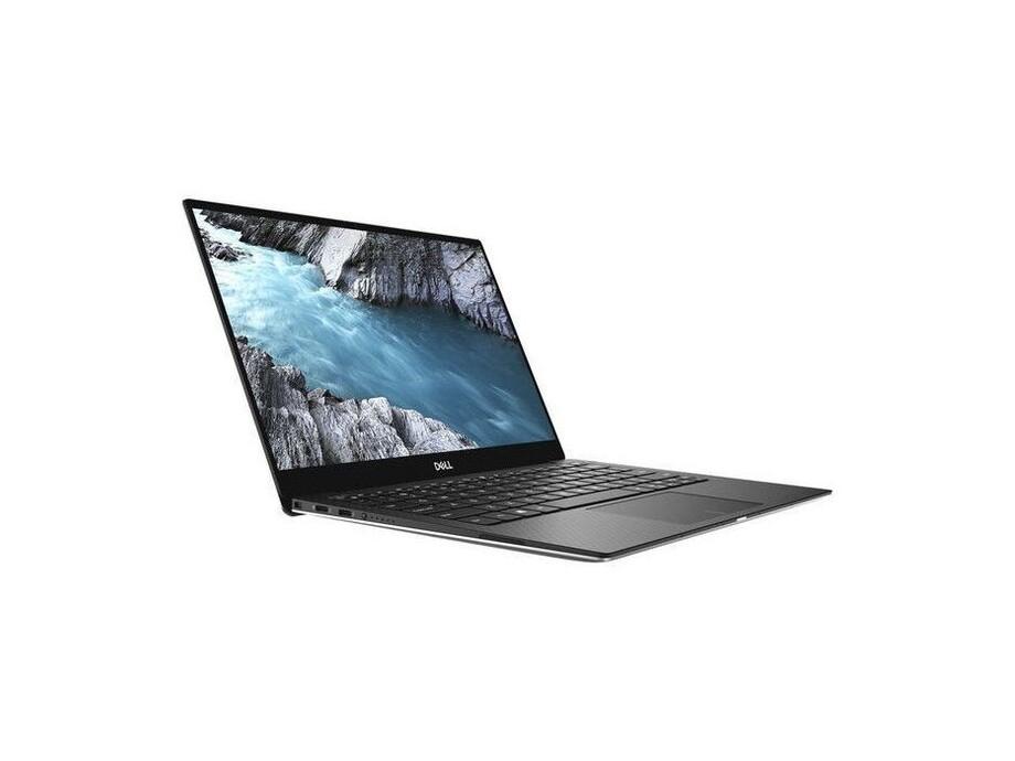 "Portatīvais dators Dell XPS 13 9380 Silver/13.3"" FHD/i5-8265U/8GB/256GB SSD NVMe/Intel UHD/Windows 10 Home/ENG/3Yr 1"