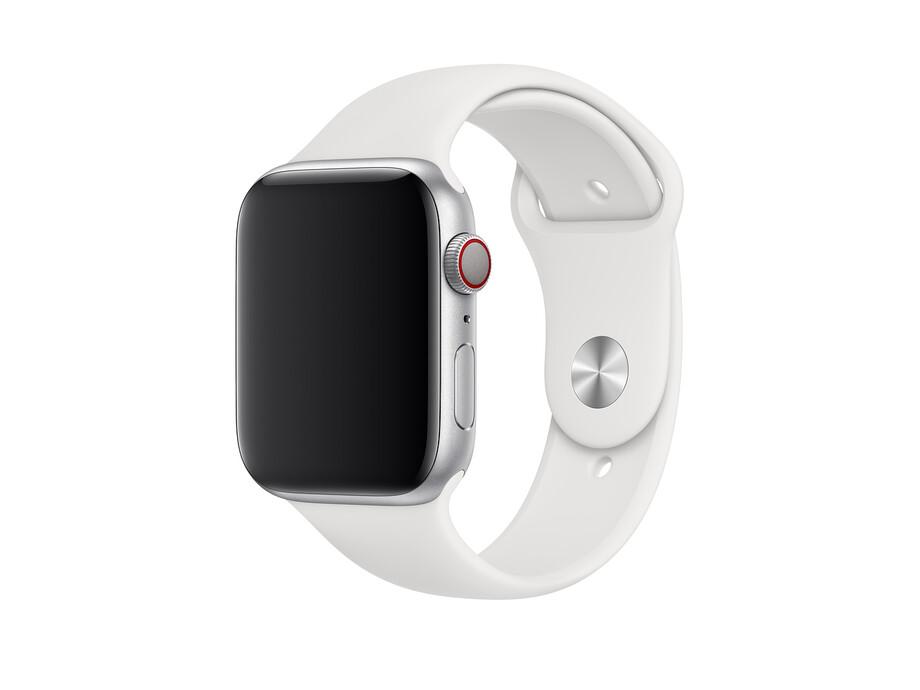 Siksniņa Apple Watch 40mm White Sport Band - Size S/L 2