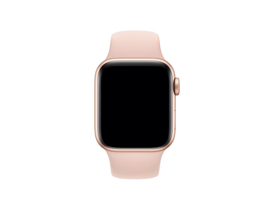 Siksniņa Apple Watch 40mm Pink Sand Sport Band - Size S/L 1