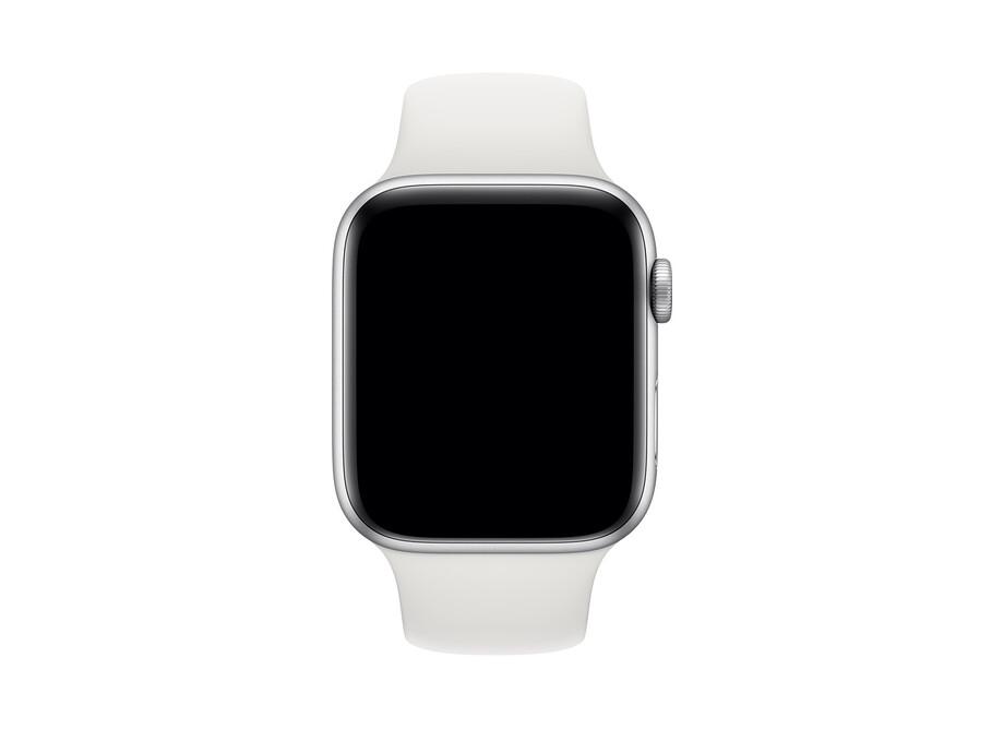 Siksniņa Apple Watch 40mm White Sport Band - Size S/L 1