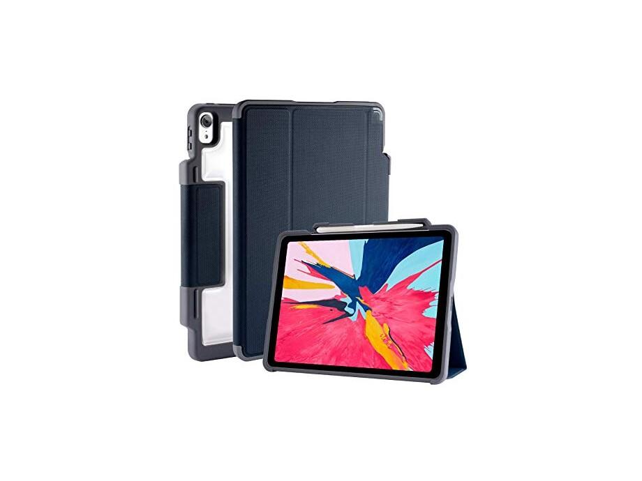 "STM Dux Plus Case for iPad Pro 11"" - 2018 - Midnight Blue 0"