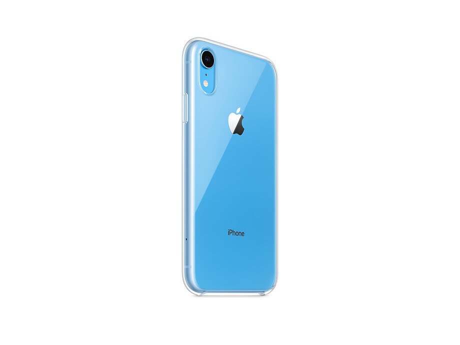 MRW62 iPhone XR Clear Case 2