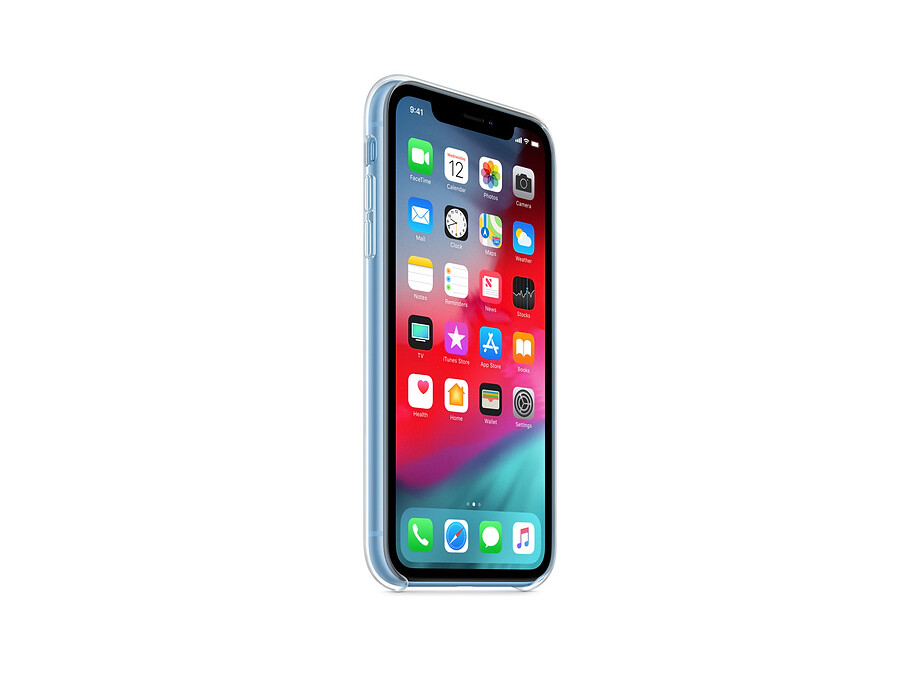 MRW62 iPhone XR Clear Case 0