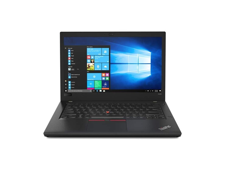 "Portatīvais dators LenovoTHINKPAD A485/ 14.0"" FHD-TOUCH/ R5-2500U PRO/ 8 GB/ 256 GB SSD PCIE/ W10P/ 3YR ON-SITE/ EN 3"