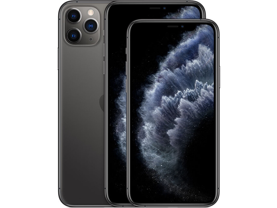 Apple iPhone 11 Pro Max 64GB Space Grey (astropelēks) 0