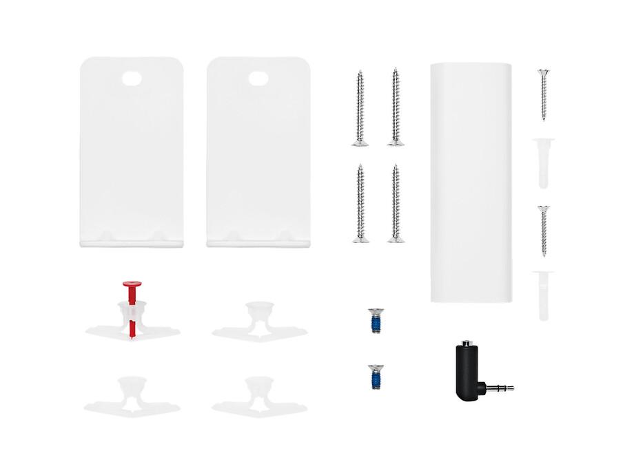 Bose Soundbar 500/700 sienas stiprinājumi, Balti 0