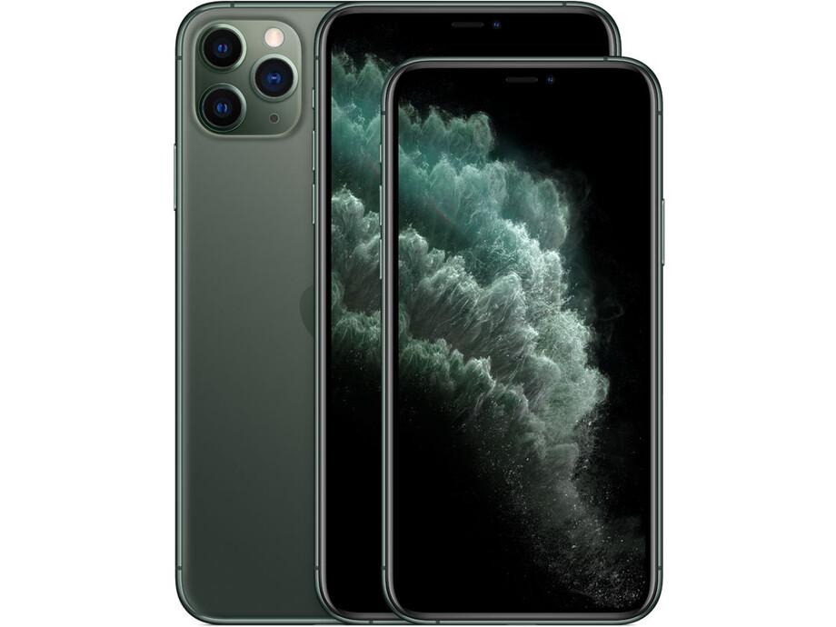Apple iPhone 11 Pro 256GB Midnight Green (zaļš) 0