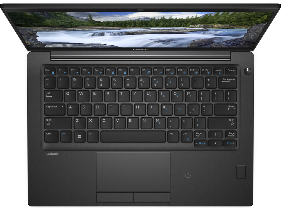 "Portatīvais dators Dell Latitude 7390/Core i7-8650U/16GB/512GB SSD/13.3"" FHD/Intel UHD/ENG/Thunderbolt/SC/Windows 10 Pro/3Yr 3"