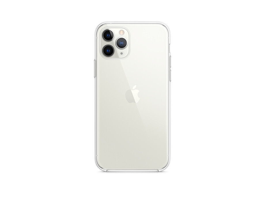 iPhone 11 Pro Max Clear Case 0