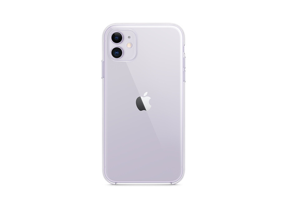 iPhone 11 Clear Case 0