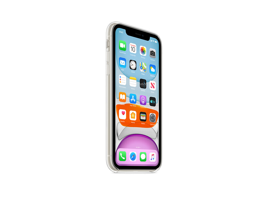 iPhone 11 Clear Case 2