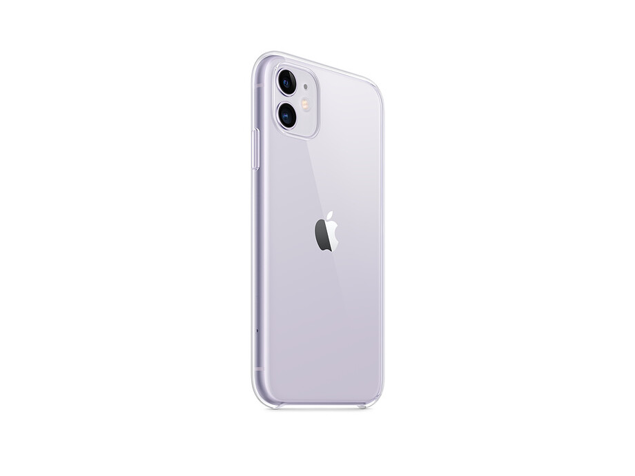 iPhone 11 Clear Case 1