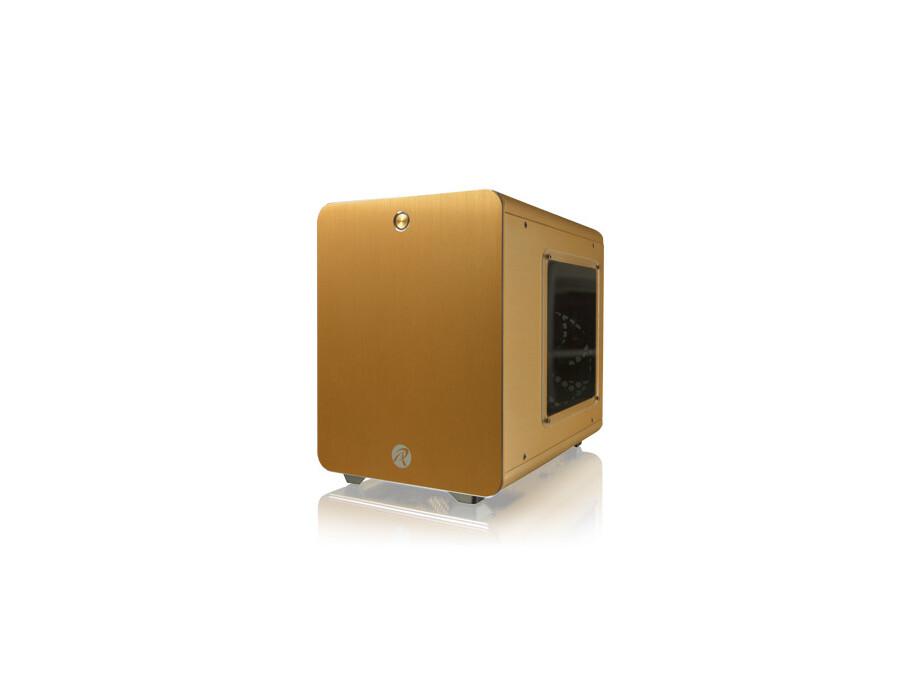 Korpuss RAIJINTEK METIS Mini-ITX Gold with Window 0