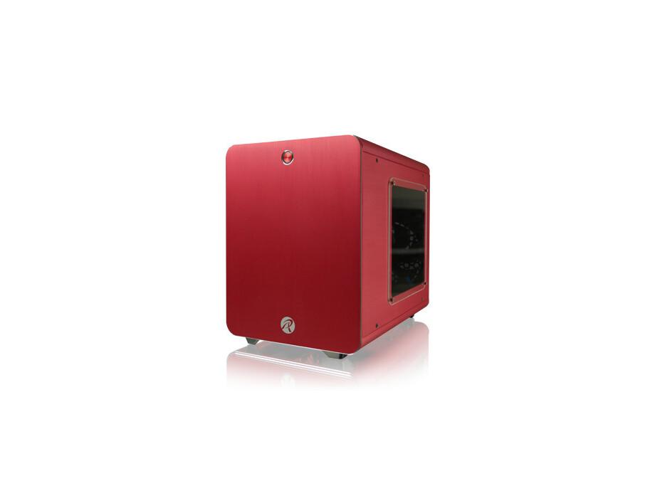 Korpuss RAIJINTEK METIS Mini-ITX Red with Window 0