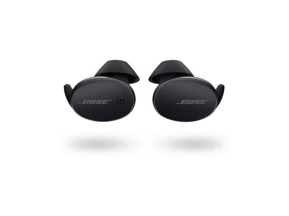 Austiņas Bose Sport Earbuds Tripple Black, melnas 2