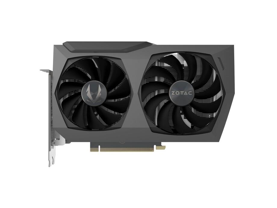 Videokarte ZOTAC GAMING GeForce RTX 3070 Twin Edge OC 1