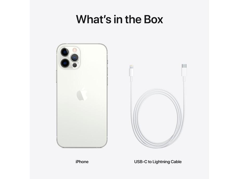Apple iPhone 12 Pro Max 128GB Silver 3
