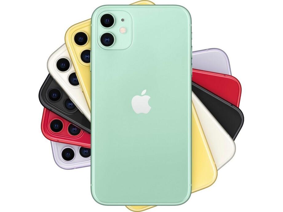 Apple iPhone 11 128GB Green (zaļš) 4